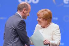 EU en zorg: Duitse wens, wankel begin