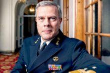 Admiraal Bauer: 'Geheime militairen moeten anoniem blijven'