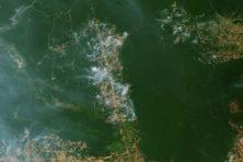 Satellieten speuren naar gaslekken en ontbossing