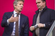 Slimme jongens Van der Sar en Overmars zijn geen CEO's