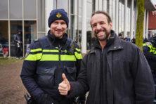 Felicitaties politie voor Willem Engel zijn ongepast