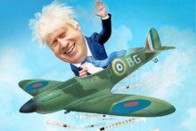 Een levensreddend spuitje voor Boris