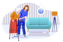 Kostbare wachtlijst voor het verpleeghuis