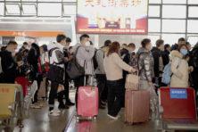 Vrees voor nieuwe besmettingen in aanloop naar Chinees Nieuwjaar