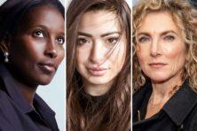 Moedige vrouwen Lale Gül, Ayaan Hirsi Ali en Jessica Durlacher verdienen steun