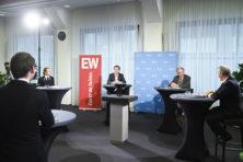 Het Grote Defensiedebat: vier partijen en het hoedje van papier