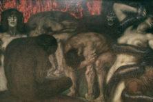 Censureren Mohammed uit Dantes hel bewijst dat terreur loont