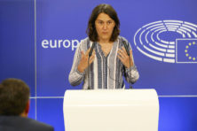 Kati Piri: rode lap voor boze Turken