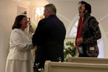 Waarom de 'Vegas wedding' steeds minder populair wordt