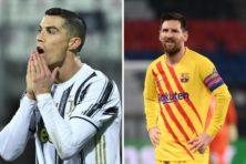 Messi en Ronaldo hebben een schoonheid die niet vergaat