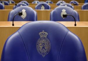 Zetel in Tweede Kamer