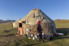 Kirgizië: wonderschoon land waar West en Oost om invloed strijden