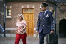 Nieuwe Commandant der Strijdkrachten Eichelsheim staat op elk slagveld zijn mannetje