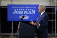 Met 2.000 miljard dollar wil Biden de Amerikaanse infrastructuur opknappen