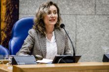 Vera Bergkamp (D66) nieuwe Kamervoorzitter