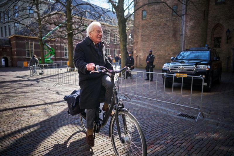 Tjeenk Willink op het Binnenhof