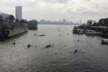 Op de Nijl is er wel rust voor Caïrenen
