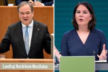 CDU en Die Grünen kiezen lijsttrekker: barst Duitse tweestrijd los?