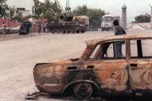 In Fergana Vallei is weinig nodig om de bom te doen barsten
