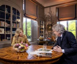 Interview met koningin Máxima