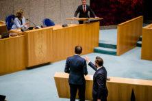 Bergkamp, doe aangifte tegen Baudet: coronaregels gelden ook voor politici