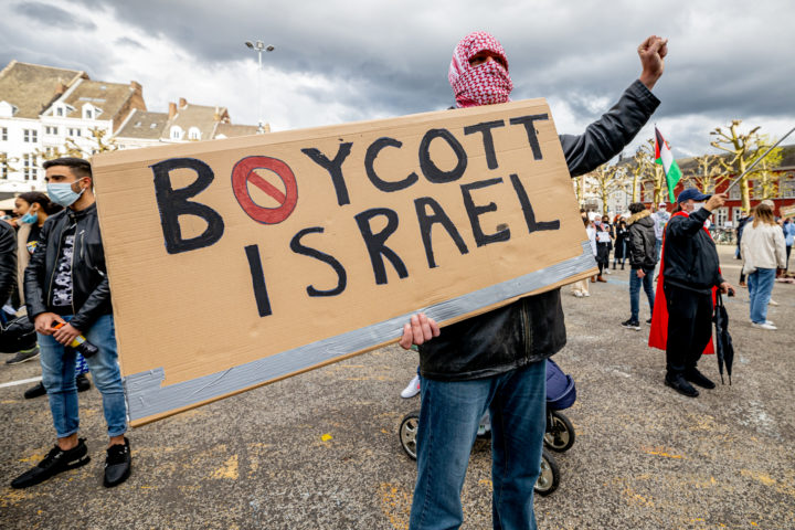 Israël boycot