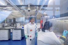 Geruchten dat virus uit het lab kwam, zwellen aan