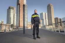 Hoofdcommissaris Fred Westerbeke: 'Appjes geen incident'