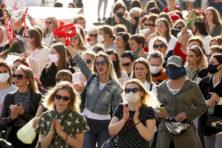 Na half jaar stilte zijn er toch weer lichtpuntjes voor de Wit-Russen
