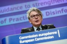 Digitale EU-identiteitsportemonnee: los van bedrijven en Amerika