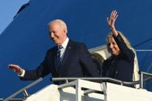 Met China in het achterhoofd arriveert Biden in Europa