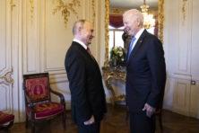 Een goed begin tussen Biden en Poetin