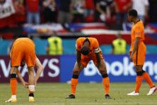 De leegte van het Nederlands elftal