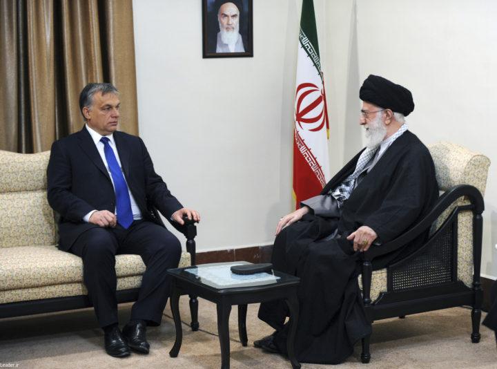 Orbán Khamenei