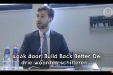 Is 'Build Back Better' een samenzwering of pakkende slogan?