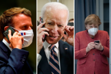 Spionagebeschuldigingen verstoren banden tussen Biden en Europa