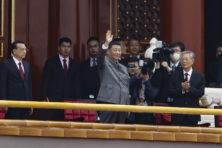 Laat verjaarspartijtje van Chinese communisten waarschuwing zijn