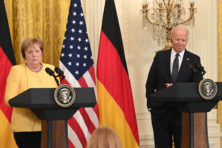 Gasruzie beslecht: Amerika zwicht voor Nord Stream 2