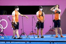 Ook verlies en pech lijken besmettelijk in Oranje-equipe