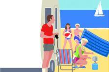 Nederlanders gaan steeds rijker met vakantie