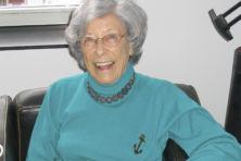Ella Schaap-Sanders (1913-2021): meer dan een eeuw vol liefde voor kunst