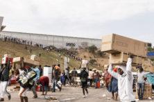 Gewelddadige chaos in Zuid-Afrika: nachtmerrie in het echt