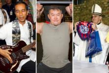 Witte auto's, tango en heavy metal: hobby's van wereldleiders