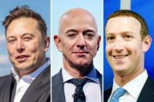 Steeds meer miljardairs in het Oosten