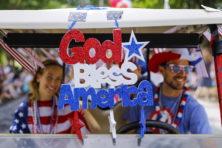 Verslaafd aan Amerika, en nu moeten afkicken