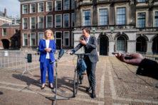 Rutte III gaat door tot het gaatje: 'demissionairen' is het devies