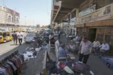 Gewoon een kop koffie drinken in Bagdad is niet zonder risico