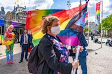 LHBT'ers ruziën om regenboogvlag: 'Niet inclusief genoeg'