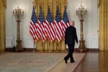 Leeft het trumpisme voort in president Joe Biden?