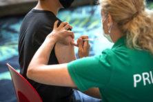 In deze delen van het land blijft de vaccinatiegraad achter